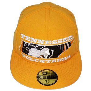 Tennessee Volunteers Mascot State Fitted Hat NEW
